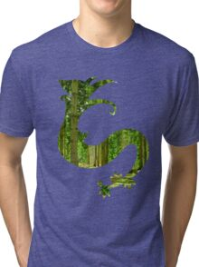 Serperior used synthesis Tri-blend T-Shirt