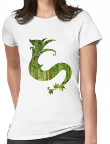 Serperior used synthesis Womens Fitted T-Shirt