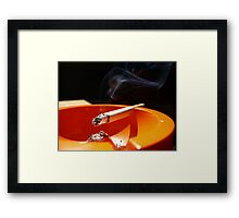 Don't... Framed Print
