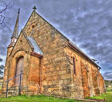 Byng Church by Sarah Donoghue