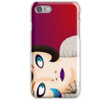 Semi-realistic Perry McLinden iPhone Case/Skin