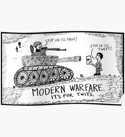 Words of War Poster