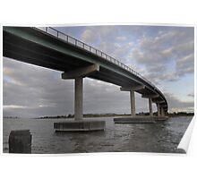 Hindmarsh Island Bridge - a link to Secret Women's Business Poster