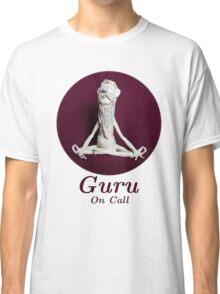 Guru On Call - Sculpture In Masking Tape Classic T-Shirt