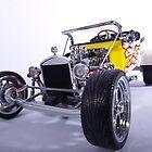 Hot Wheel - Ford T by Pawel Paszkowski