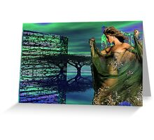 Wilderness of Mirrors Greeting Card