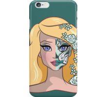 Sugar Skull Series: Lady Swan iPhone Case/Skin