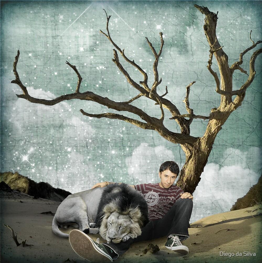The Lion Sleeps Tonight by ewanthot