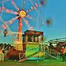 Ferris Wheel - Lindfield Fun Fair #14 by Matthew Floyd