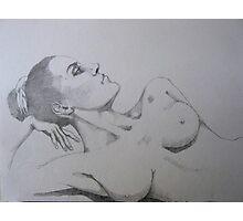 Sketch for Dorethea Photographic Print