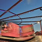 The Waltzer - Lindfield Fun Fair #3 by Matthew Floyd