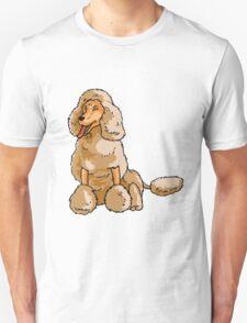 lovely poddle1 Unisex T-Shirt