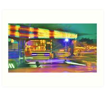 Painting With Lights #6 Art Print