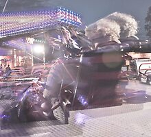 Another Dimension - Lindfield Fun Fair #1 by Matthew Floyd