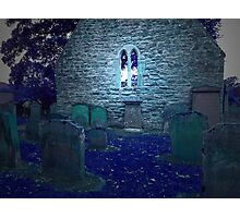 AULD KIRK ALLOWAY Photographic Print