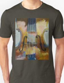 Violin Painting Unisex T-Shirt