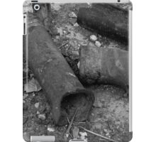 Rusted Pipes iPad Case/Skin