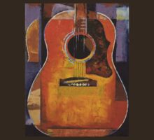 Guitar by Michael Creese