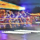 Double Vision - Lindfield Fun Fair by Matthew Floyd