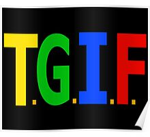 TGIF - Katy Perry - (Designs4You) Poster