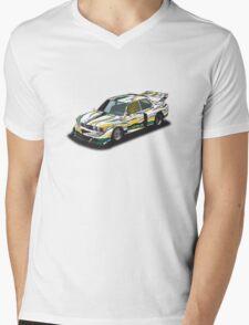 Roy Lichtenstein BMW E21  Mens V-Neck T-Shirt