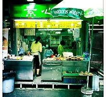 Streetside Eats by robigeehk