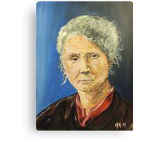 Innovators - Marie Curie Canvas Print