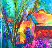 Garden Shed by ClaireBull