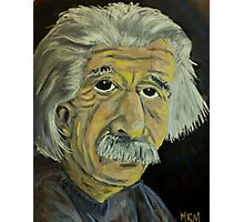 Innovators - Einstein Photographic Print