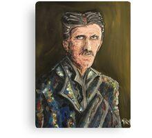 Innovators - Nikola Tesla Canvas Print