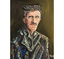 Innovators - Nikola Tesla Photographic Print