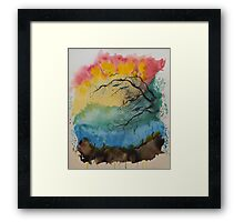 Life in the Wild Framed Print