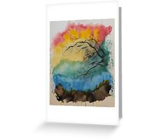 Life in the Wild Greeting Card