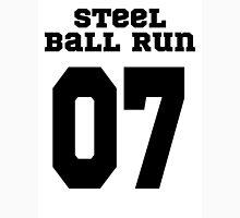 JJBA League - Steel Ball Run Men's Baseball ¾ T-Shirt