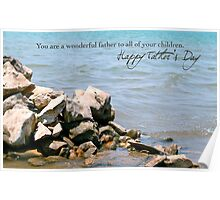 You Are a Wonderful Father to All of Your Children Poster