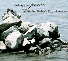Peace on Your First Father's Day (multiple loss) by Franchesca Cox