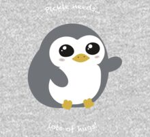 Pickle the Penguin One Piece - Long Sleeve