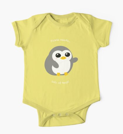 Pickle the Penguin One Piece - Short Sleeve
