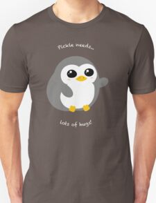 Pickle the Penguin Unisex T-Shirt