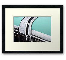 Crown Vic Framed Print