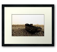 Anchorage Framed Print