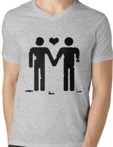 Love You To Death ♂♂ Mens V-Neck T-Shirt