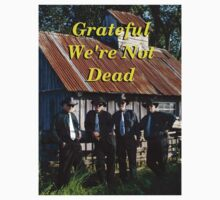 Grateful We're Not Dead by Don White