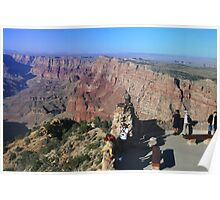 Grand Canyon,East Rim Poster