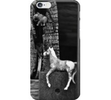 Left Behind iPhone Case/Skin