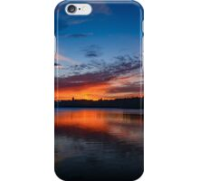 Sunset wings  iPhone Case/Skin