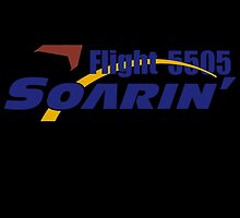 Soarin Flight 5505 by mbswiatek