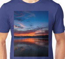 Sunset wings  Unisex T-Shirt