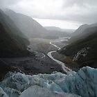 Franz Josef Glacier - New Zealand by nervouspilchard