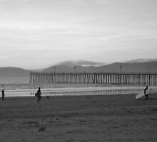 pismo beach, california by nervouspilchard